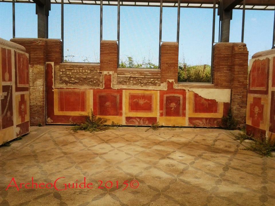 Viste guidate archeoguide for Interno 1 ostia