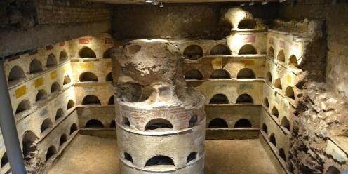 roma-area-archeologica-del-sepolcro-degli-scipioni